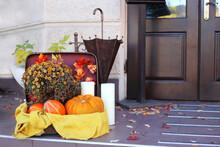 Autumn Still Life For Thanksgi...