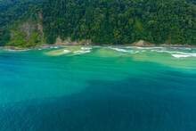 Corcovado National Park, Osa Peninsula, Puntarenas Province, Costa Rica, Central America, America