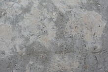 Old Concrete Surface With Crac...