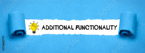 Additional Functionality Canvas Print