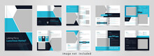 16 Pages Corporate Business Br...