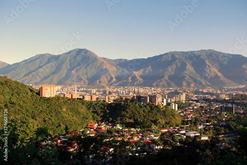 Cerro El Ávila Caracas