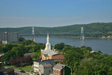 4th Of July In Poughkeepsie, NY, USA