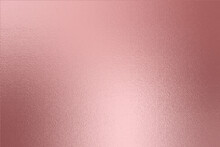 Metallic Gold Foil Texture. Background Metal Effect. Beautiful Glitter Pink Design. Pattern Rose Gold. Roses Golden Surface. Metal Copper Texture. Metallic Backdrop Foil For Wedding, Covers, Prints
