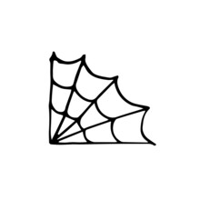 Spider Web Vector Illustration...