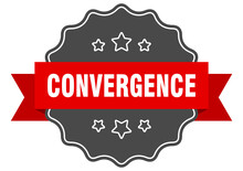 Convergence Label. Convergence...