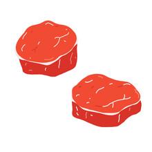 Eye Fillet Or Tenderloin Steak...