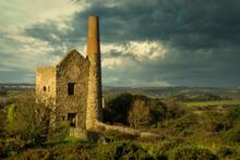 Tin Mining Relic - Cornwall