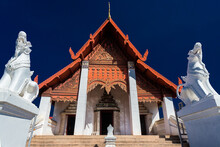 Wat Phumin (Phumin Temple) In ...