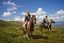 Horseback Riding In The Carpat...