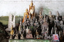 Pak Ou Caves Closed To Luang P...