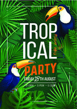 Summer Party Tropical