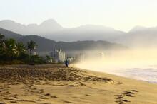 Sol, Praia, Caraguatatuba
