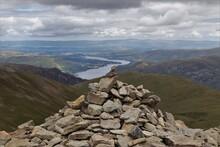 Helvellyn Summit Cairn