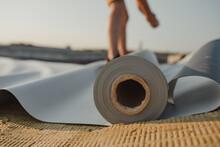 Roofing PVC Membrane In Rolls ...