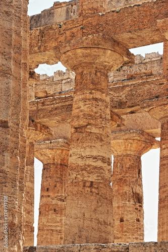 Fototapeta Parco archeologico di Paestum
