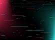 Abstract glitch TikTok background. Vector illustration. Abstract background. Light. Futuristic blue red gradient vector black background contrast color border digital dynamic elegant. TikTok, tik tok