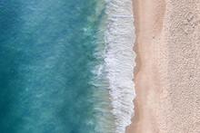 Aerial View Of Tropical Ocean ...