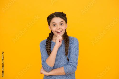 teen emotional girl Fototapet