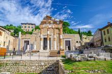 Capitolium Of Brixia Or Temple...