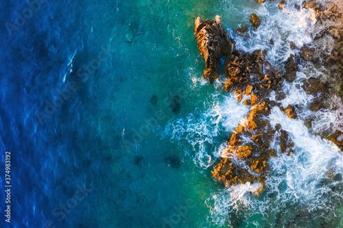 Fotografia, Obraz Mediterranean sea