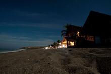 House Right On The Beach