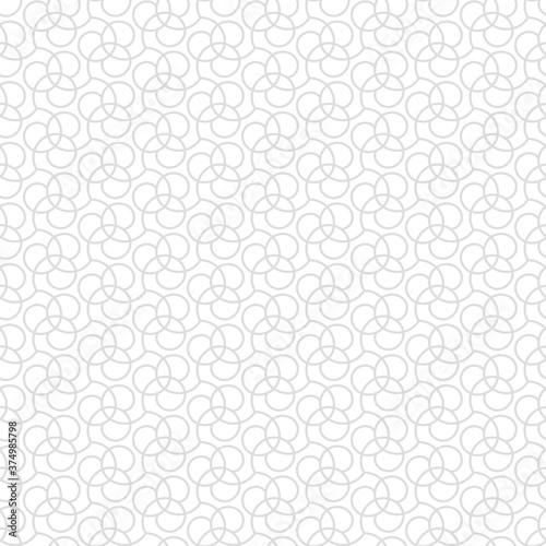 Tapeta Ecru  seamless-light-ornament-modern-background-geometric-modern-pattern