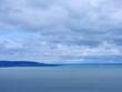 View on Balaton Lake and Balatonfured