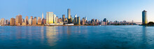 Skyline Of Midtown Manhattan S...