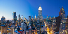 Midtown Manhattan, Elevated Du...