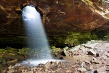 Arkansas Waterfall Phenomenon Named The Glory Hole