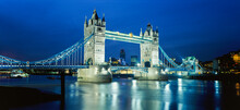 Tower Bridge And River Thames,...