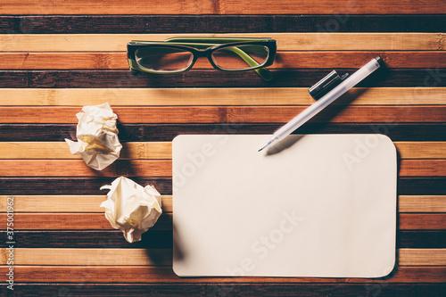 Writing Desk Background - 375001962