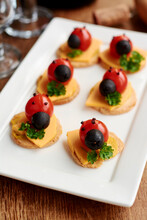 Appetizers For Good Luck