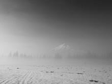 Mount Shasta In The Distance