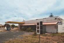 Abandoned Fuel Station