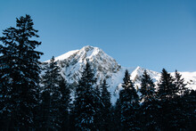 Mountains At Adelboden