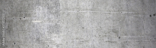 Obraz concrete grey wall texture may used as background - fototapety do salonu
