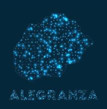 Alegranza Network Map. Abstrac...