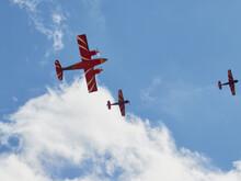 Pilot Performances Of Yak Pist...