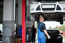 Car Repair And Maintenance The...
