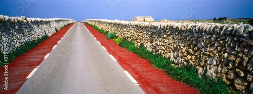Menorca.Reserva de la Bioesfera.Illes Balears.España.
