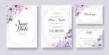 Wedding Invitation, Save The D...