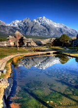 Jade Dragon Snow Mountain (Yul...