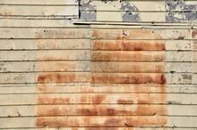 Classic Rusty Wall Backdrop