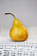 Pear On Wicker