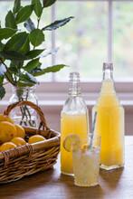 Homemade Old Fashioned Lemonade