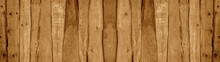 Wooden Background Panorama Ban...
