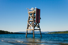 Tower In Water