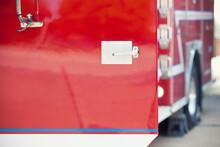 Firehouse: Fire Truck Door